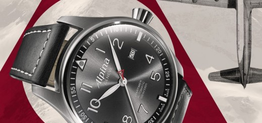 Take A Look At The Alpina Startimer Sunstar 44mm Mens Watch