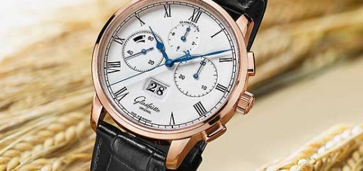 Glashütte Original Senator Chronograph Panorama Date Mens Watch