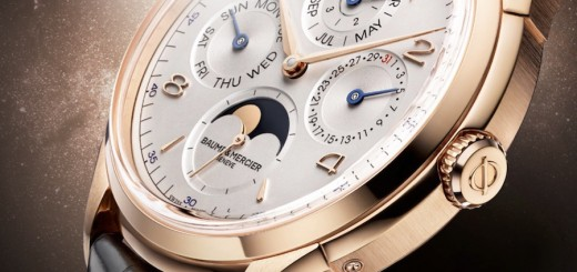 Unveils The Baume & Mercier Clifton Perpetual Calendar Watch