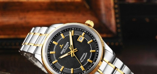 Classic General & Simple: Reef Tiger Imperator New Classic Series Wrist Watch