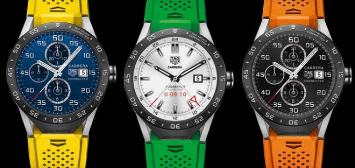 A Review Of TAG Heuer Connected Smartwatch With 46mm Case