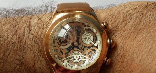 A Review Of Reef Tiger Big Bang Collection Skeleton Chronograph Watch