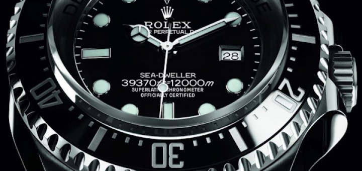 Hands-On With Rolex Deep-Sea Challenge Mens Watch
