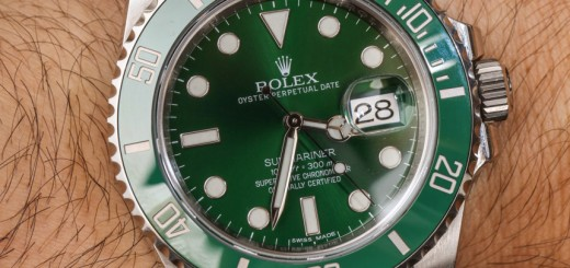 A Review Of Rolex Submariner 116610LV In Green Mens Watch