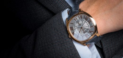 """Let Us Review The """"Drive de Cartier"""" Collection At SIHH 2016"""