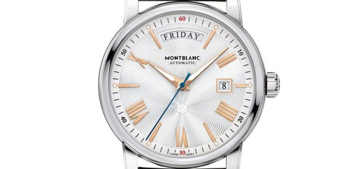 Show You The Montblanc 4810 Day-Date Men's Watch