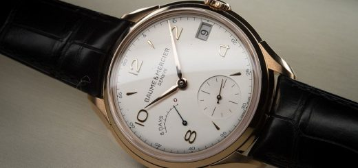 A Complete Guidebook On The Baume & Mercier Clifton 8-Day Power Reserve Watch