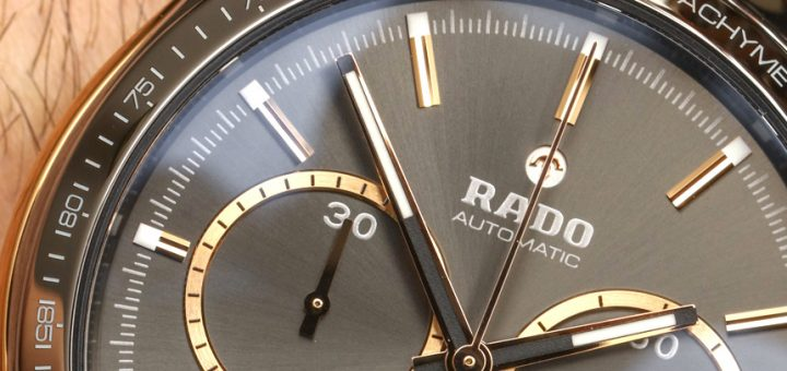A Complete Guidebook On Rado HyperChrome Automatic Chronograph Watch