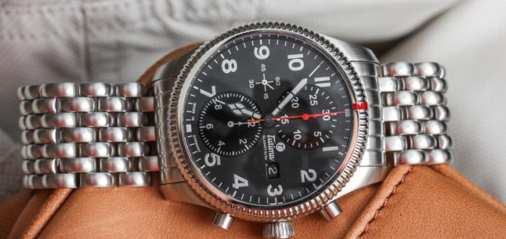 A Review Of Tutima Grand Flieger Classic Chronograph Watches