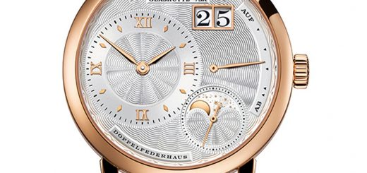 On the Wrist: A. Lange & Söhne Little Lange 1 Moon Phase Ladies Watch