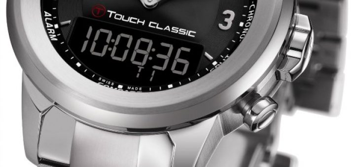 Let Us Review The Tissot T-Touch Classic Watch