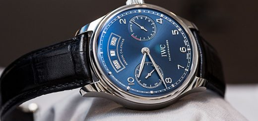 Let Us Review The IWC Portugieser Annual Calendar