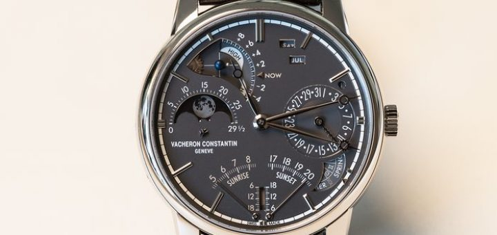 Vacheron Constantin Les Cabinotiers Celestia Astronomical Grand Complication 3600 Watch