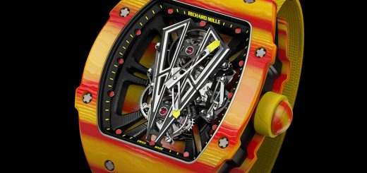 Introducing The New Colourful Richard Mille RM 27-03 Rafael Nadal Men's Watch