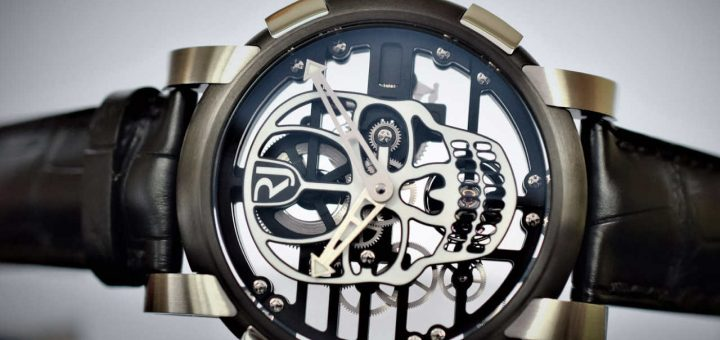 A Complete Guidebook On Romain Jerome Skylab 48 Speed Metal Skull Men's Watch