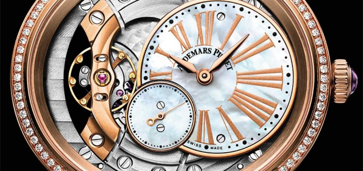 New Audemars Piguet Millenary Ladies' Watches For 2018 Watch Releases