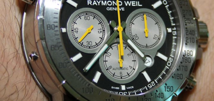 Raymond Weil Nabucco 2011 Watch Hands-On Hands-On