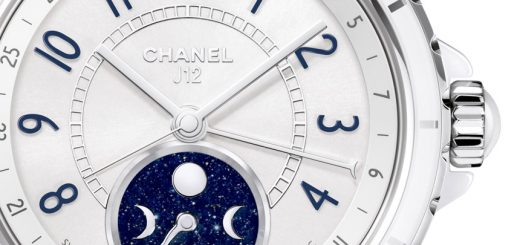 Chanel Announces J12 Moonphase 38MM Watch Watch Releases