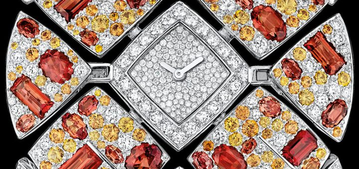 The Revival Of Jewel-Covered Ladies 'Secret Watches' Featured Articles