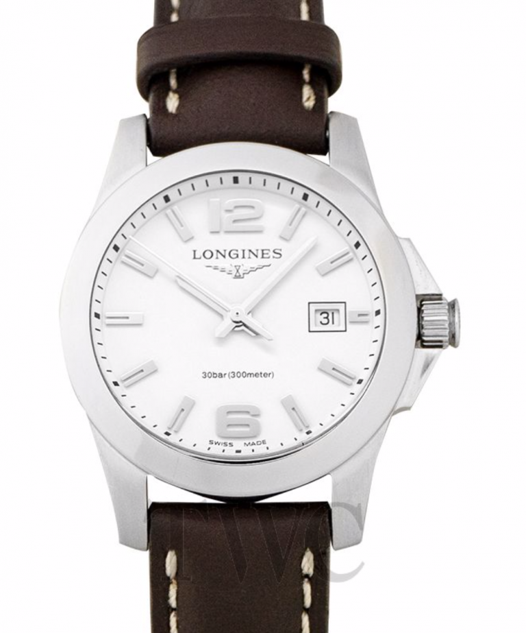 Longines-Conquest-Ladies-Quartz